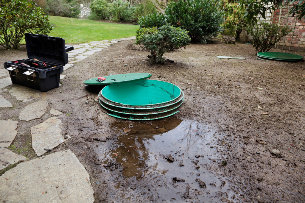 Septic system problems